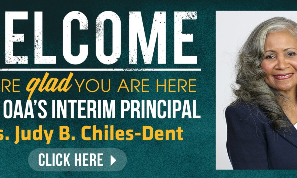 Meet OAA's Interim Principal