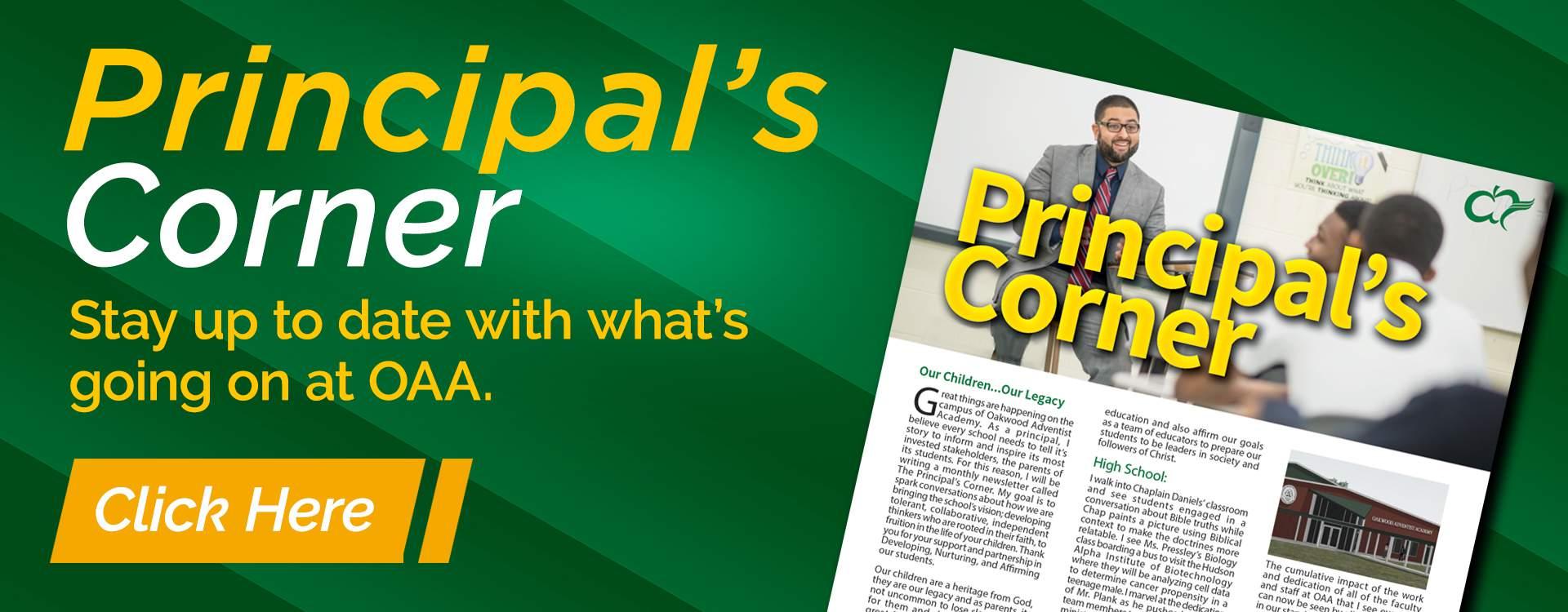Principals Corner – Web Banner (1)