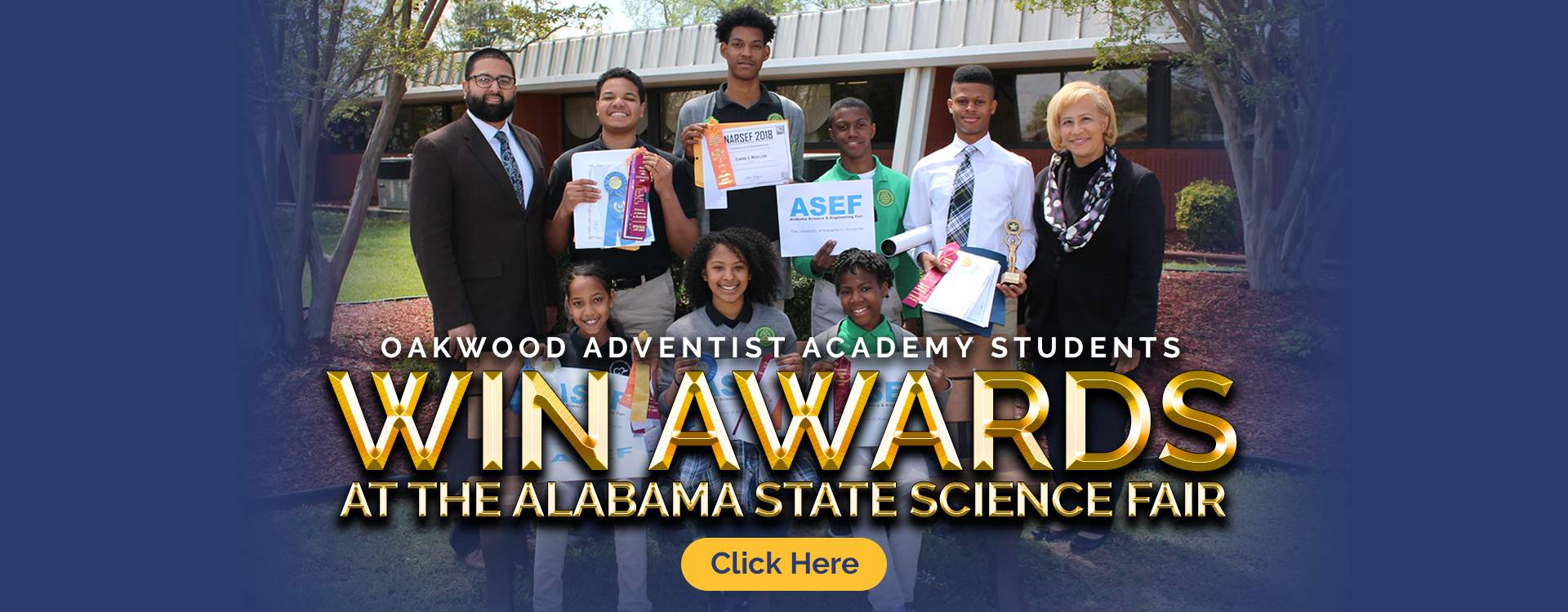 Science Fair Awards Web Banner