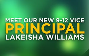 Meet our new Vice Principal for 9-12
